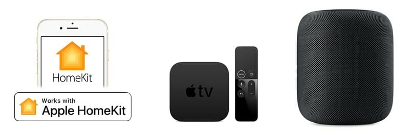 Apple Home - Home App, Apple TV, and Apple HomePod