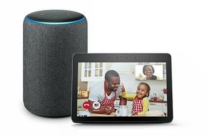 Amazon Echo Hubs