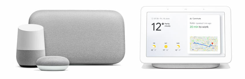 Google Home Models: Mini, Home, Max, and Hub