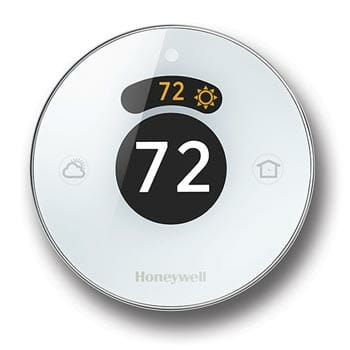 Honeywell Round 2.0 Thermostat