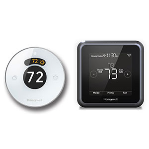 Honeywell Smart Thermostat Reviews – Round and T5+