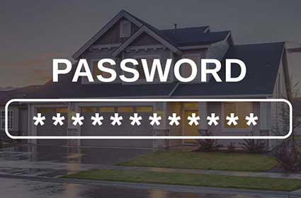 Smart Home Passwords