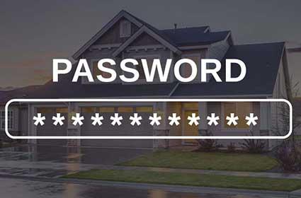 Smart Home Passwords