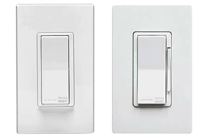 Leviton Smart Switch and Smart Dimmer