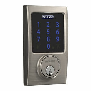 Schlage Connect Z-Wave Deadbolt
