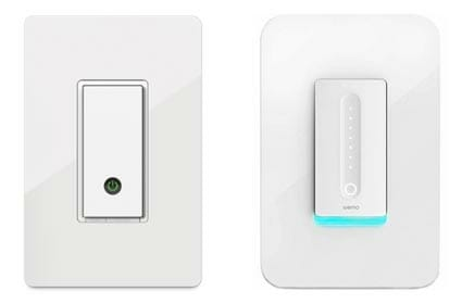 Belkin Wemo Switches